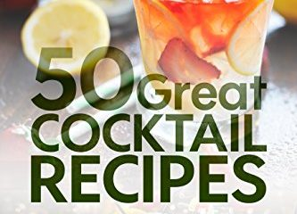50 Great Cocktail Recipes