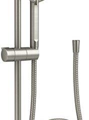Kohler K-98361-BN Awaken G90 Multi-Function Handshower with Slide Bar Kit, Vibrant Brushed Nickel, ,
